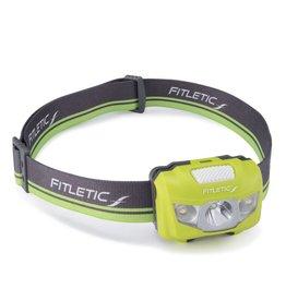 Fitletic Fitletic Vivid Hoofdlamp 120 lumen Groen
