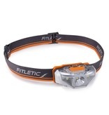 Fitletic Fitletic SP-115-03 Swift Plus Hoofdlamp 115 lumen oranje