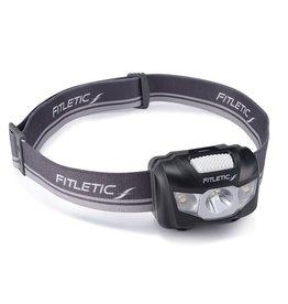 Fitletic Fitletic Vivid Plus Hoofdlamp 135 lumen Zwart