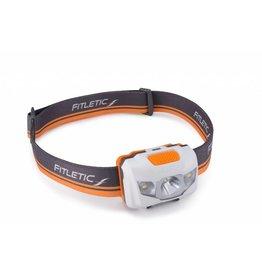 Fitletic Fitletic Vivid Plus Hoofdlamp 135 lumen Oranje