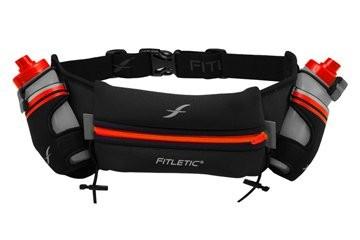Fitletic Fitletic HD08-C2S Drinkgordel Zwart & Rood