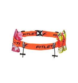 Fitletic Fitletic RN06-03 Heupband Race met Gelhouder Oranje