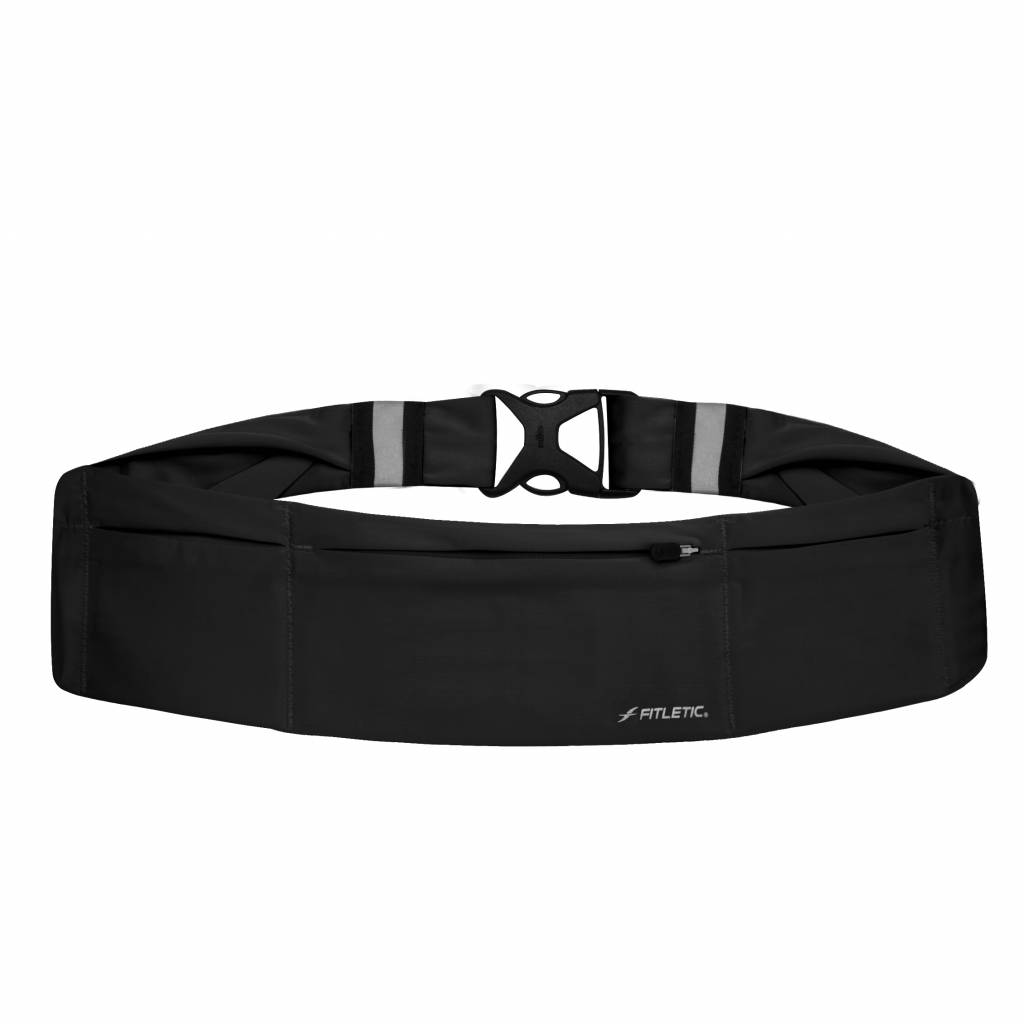 Fitletic Fitletic HB03-01L Heupband 360 Large Zwart