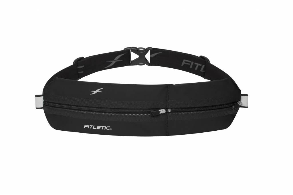 Fitletic Fitletic MSB02-01 Heupband Bolt Zwart