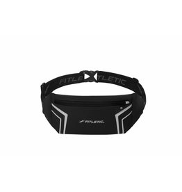 Fitletic Fitletic WR01-01 Heupband Blitz Zwart