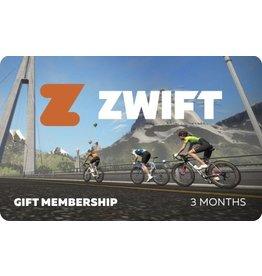 Zwift Zwift Gift Card 3 months