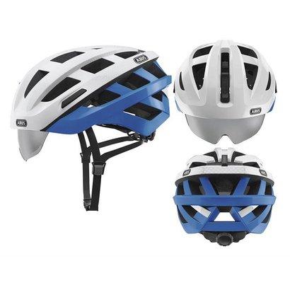 abus in vizz ascent helm cyclingxpert. Black Bedroom Furniture Sets. Home Design Ideas