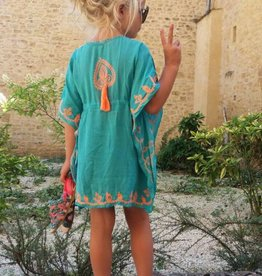 Kissed by Ibiza Beach poncho diverse kleuren