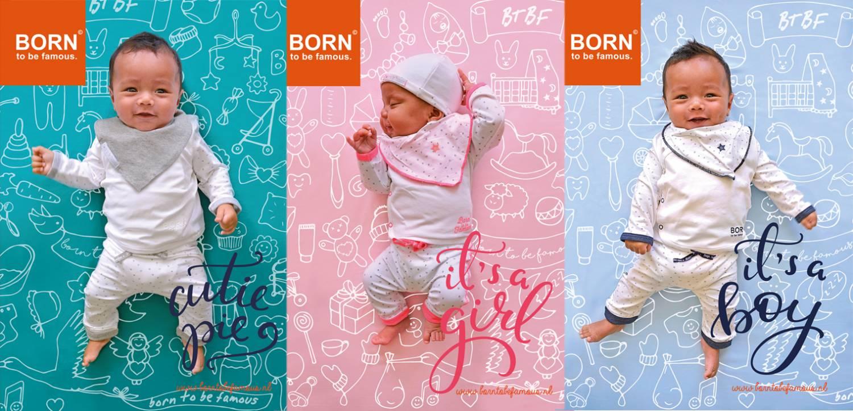 Slide new born