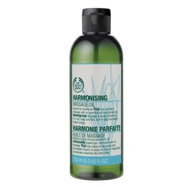 Harmonize massage oil