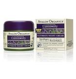 Avalon Organics Lavendel Nachtcrème