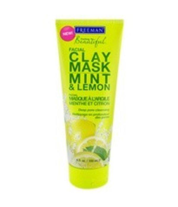 dr. Organic Facial Clay Mask Mint & Lemon