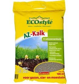 ECOstyle AZ-Kalk voor gazon,border en moestuin