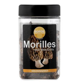 Morilles gedroogd 25 g.