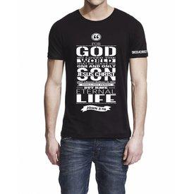 Continental Clothing T-shirt John 3:16