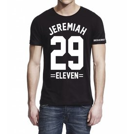 Continental Clothing T-shirt (Jeremiah 29:11)