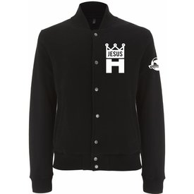 Earthpositive Heren varsity jacket