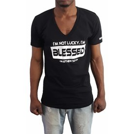 Earthpositive T-shirt I'M Blessed (Black)