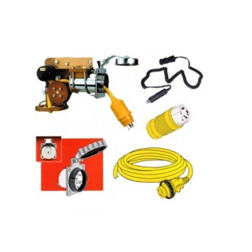 12 volt systemen / Wal stroom systemen + onderdelen en accessoires