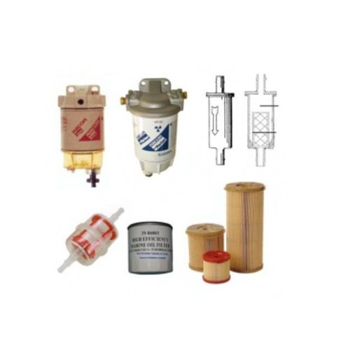 Boot marine tank benzine / diesel / olie Filters