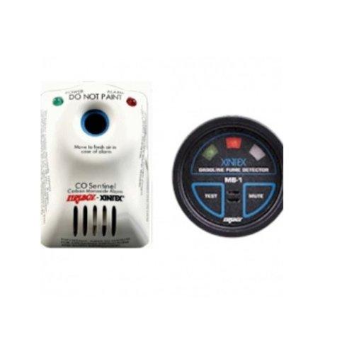Rook melder fume/ propane detector