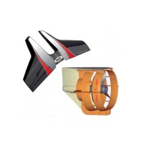 Hydrofoil + Propguard / propeller stuw en bescherming