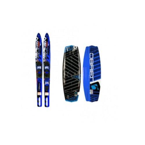 Waterski's en wakeboards