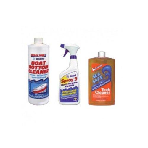 Onderhouds en schoonmaak middelen
