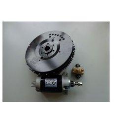 Elektrische start kit voor Yamaha/Mercury/Tohatsu F25/F30/F40 4-takt (elec.stkit F25/40)