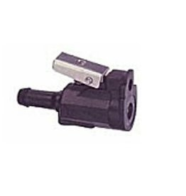 Johnson/Evinrude female connector 10mm slang (GS31085)