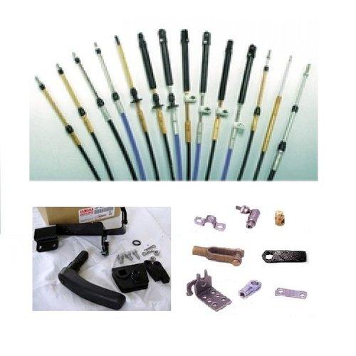 Afstandbediening kabels accessoires en aanbouwkit