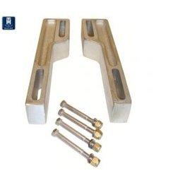 High quality Separator spiegel 5 cm t.b.v. montage buitenboordmotor (THTS-1)