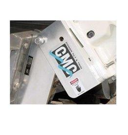 tot 130 pk trim 20° tilt 90° aluminium/roestvrij staal inclusief set power tilt peiler (CMC13001Q)