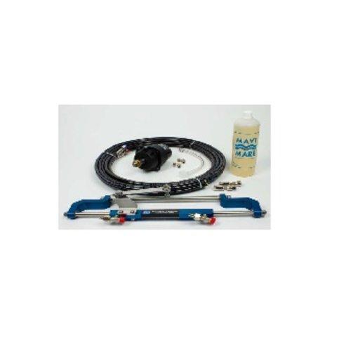 Hydraulic steering system / Hydraulische stuursystemen