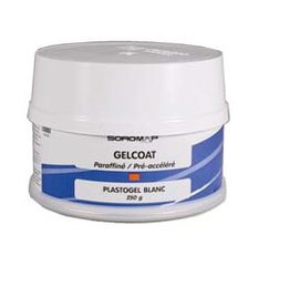 Gel coat reparatie / opvulling Plastogel 250 gram (SOR140898)