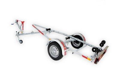 Damco kwaliteits trailer DK 450 kantelbaar 5 jaar garantie