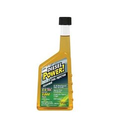 Diesel fuel injector cleaner