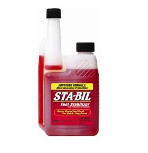 FUEL STABILIZER STORAGE 475 ml