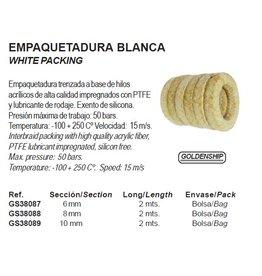 Vetkoord Vet koord / Verpakking White packing