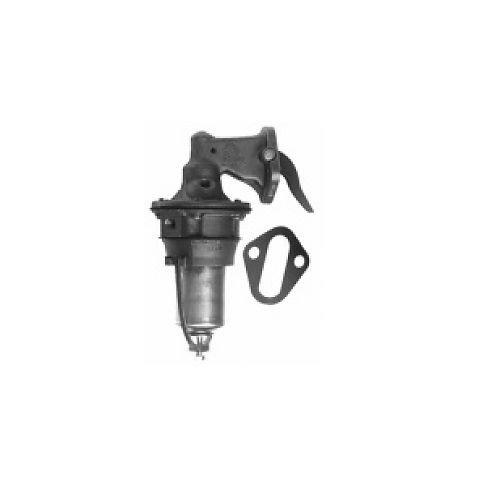 OMC 6 cylinder motor brandstof systeem