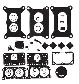 OMC/Volvo Penta carburateur kit 3.0 GL, GS 3854256, 987438, 987440, 987485