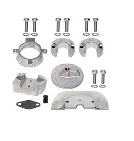 Mercruiser Aluminum & Magnesium Anode Kits for Sterndrives Alpha One Gen II 888756Q01, 888756Q03.