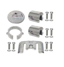Mercruiser Aluminum & Magnesium Anode Kits for Sterndrives Bravo I (888758Q01)