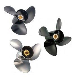 Selva/Johnson/Evinrude propeller 40 t/m 140 pk + OMC Cobra 13 tooth pline 11 t/m 21 pitch