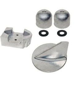 Mercruiser Aluminum & Magnesium Anode Kits for Sterndrives ALPHA ONE (1984-90) 888756Q02