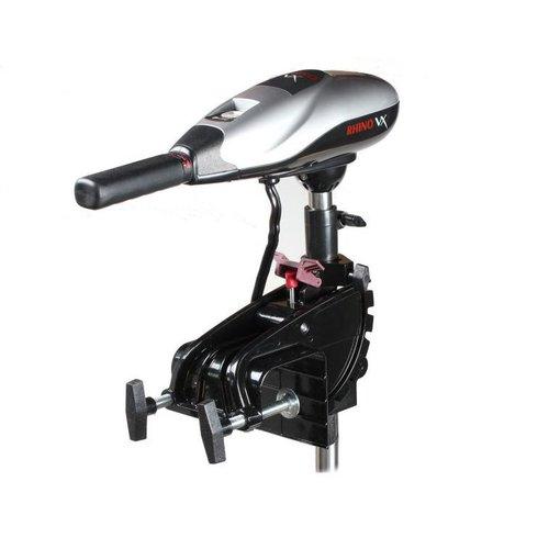 Electromotor / fluistermotor