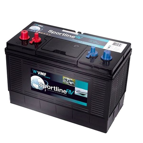 Accu VMF Start en Deep Cycle Batterijen 12V Capiciteit 44Ah t/m 230Ah