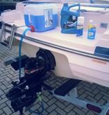 Inboard motor winter klaar maken flush kit inclusief fogging oil en Fuel stabilizer