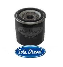Solé Diesel filter part (131.24.051)