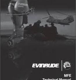 Evinrude Service Manual / techincal Manual 55MFE